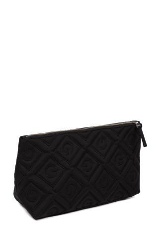Kosmetická Taška Gant D1. Icon G Quilted Make Up Bag dámské černá