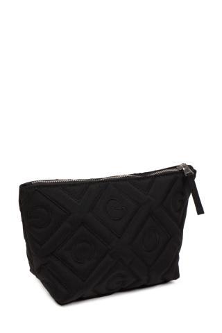 Kosmetická Taška Gant D1. Icon G Quilted Wash Bag dámské černá