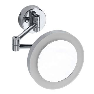 Kosmetické zrcátko Bemeta Kosmetická zrcátkas osvětlením chrom 116101772 chrom chrom