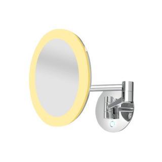 Kosmetické zrcátko Nimco chrom ZK 20265P-26 chrom Chrom