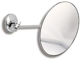 Kosmetické zrcátko Novaservis Metalia 1 15,5 cm chrom 6168.0 chrom chrom