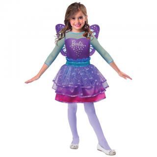 Kostým Barbie duhová víla