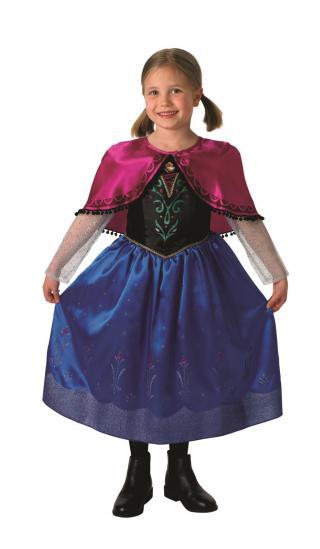 Kostým Frozen Anna deluxe