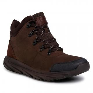 Kotníková obuv LASOCKI FOR MEN - MI07-A983-A813-05 Brown pánské Hnědá 40