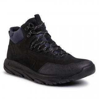 Kotníková obuv LASOCKI FOR MEN - MI07-A983-A813-10 Black pánské Černá 45