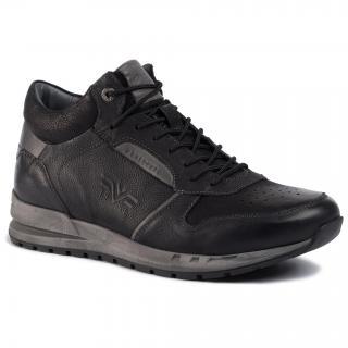 Kotníková obuv LASOCKI FOR MEN - MI07-C583-577-05 Black pánské Černá 40
