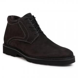 Kotníková obuv LASOCKI FOR MEN - MI08-C774-784-07 Black pánské Černá 41