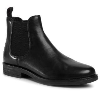 Kotníková obuv s elastickým prvkem LASOCKI FOR MEN - MI08-C608-586-16 Black pánské Černá 40