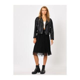 Koton 21kal78002ik Womens Skirt Black dámské Other S