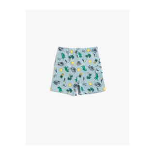 Koton Baby Boy Blue Shorts & Bermuda pánské Other 12-18 AY