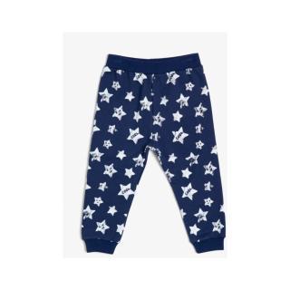 Koton Baby Boy Printed Sweatpants pánské Other 6-9 AY
