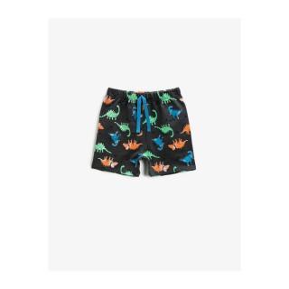 Koton Baby Boy Printed Waistband Shorts pánské Other 6-9 AY