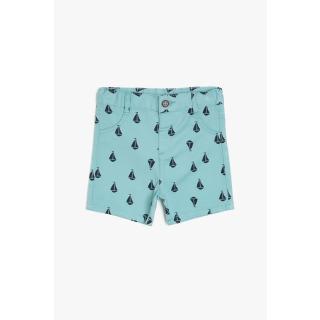 Koton Baby Boy Shorts pánské Other 6-9 AY