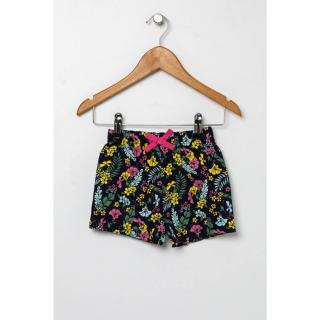 Koton Baby Girl Navy Blue Shorts & Bermuda dámské Other 9-12 AY