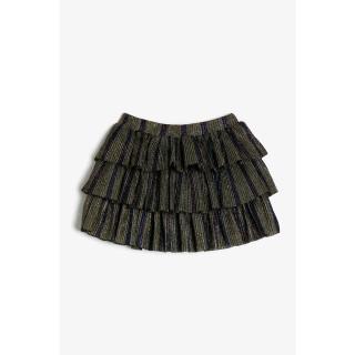 Koton Black Baby Girl Skirt dámské Other 9-12 AY
