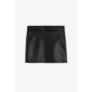 Koton Black Girl Skirt dámské Other 5-6 Y
