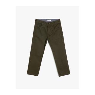 Koton Boys Pocket Detailed Trousers pánské Other 3-4 Y