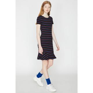 Koton Dress dámské Blue L
