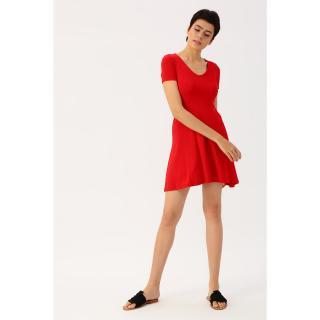 Koton Dress dámské RED S