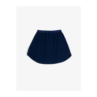 Koton Girl Navy Blue Short Skirt dámské Other 4-5 Y