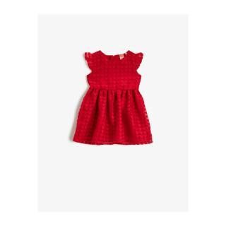 Koton Girl Red Heart Dress dámské Other 12-18 AY