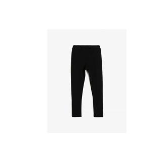 Koton Girls Black Frill Detailed Leggings dámské Other 5-6 Y