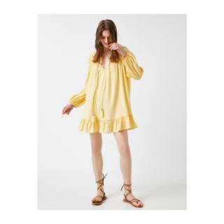 Koton Long Sleeve Mini Dress dámské Other 34