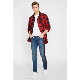 Koton Mens Blue Jean Trousers pánské 31/30