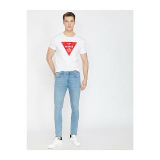 Koton Mens Blue Jeans pánské Other 30/32