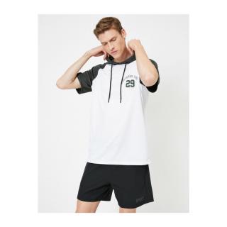 Koton Printed T-shirt pánské Other L