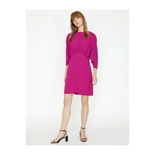 Koton Ruffle Dress dámské Pembe 34