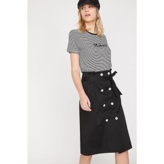 Koton Skirt dámské Black 999 40