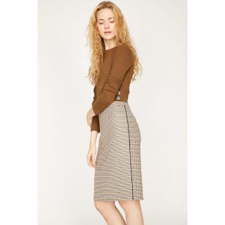 Koton Skirt dámské Coffee 34