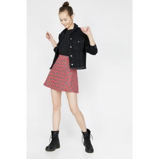 Koton Skirt dámské Red M