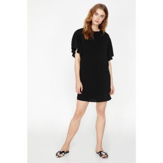 Koton Women Black Dress dámské Black 999 34