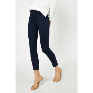 Koton Women Blue Trousers dámské 26/32