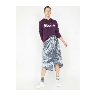 Koton Women Gray Skirt dámské L