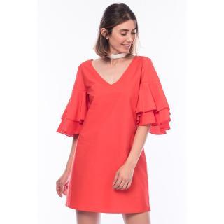 Koton Women Orange Dress dámské 34