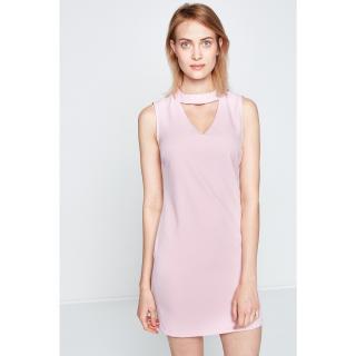 Koton Women Pink Mini Dress dámské 36
