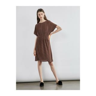 Koton Womens Coffee Midi Dress dámské Other 36