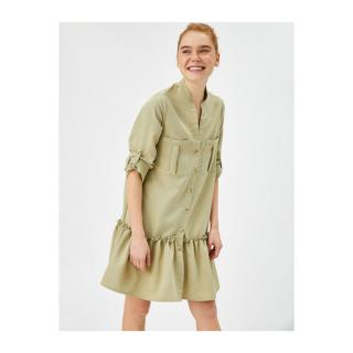Koton Womens Sage Dress dámské Other 44