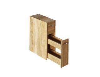 Koupelnová skříňka NATALI TYP 7, dub sonoma