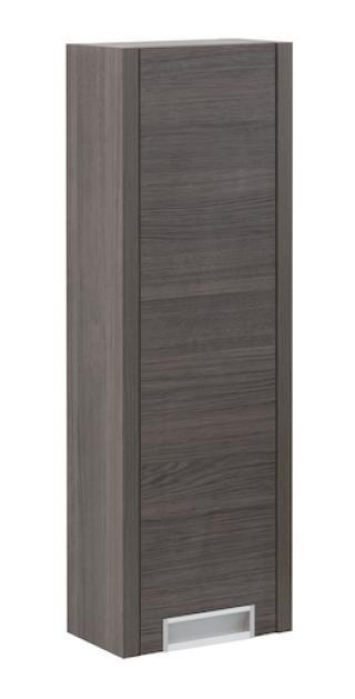 Koupelnová skříňka nízká Naturel Modena 27x16 cm dub šedý MODENAH27NEW dřevodekor dub šedý
