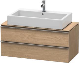 Koupelnová skříňka pod umyvadlo Duravit Happy D.2 100x47,8x44 cm evropský dub mat H2631205252 dřevodekor evropský dub