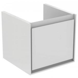 Koupelnová skříňka pod umyvadlo Ideal Standard Connect Air 43x40,2x40 cm světlé dřevo/světlá hnědá mat E0842UK béžová světlé dřevo