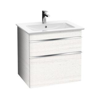 Koupelnová skříňka pod umyvadlo Villeroy & Boch Venticello 55,3x50,2x59 cm bělené dřevo A92301E8 dřevodekor bělené dřevo