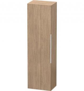 Koupelnová skříňka vysoká Duravit Happy D.2 50x36x170 cm evropský dub mat H29253R5252 dřevodekor evropský dub