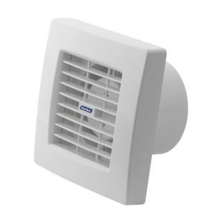 Koupelnový ventilátor Kanlux TWISTER AOL100B s automatickou žaluzií 70926