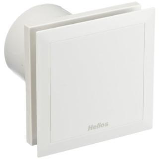 Koupelnový ventilátor se zpětnou klapkou a časovým doběhem HELIOS MiniVent M1/100 N/C