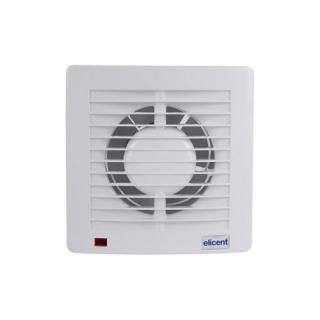 Koupelnový ventilátor se zpětnou klapkou E-STYLE 100 PRO